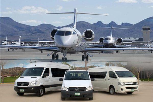 airport maxicab